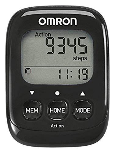 OMRON Schrittzähler Walking Style IV – schwarz