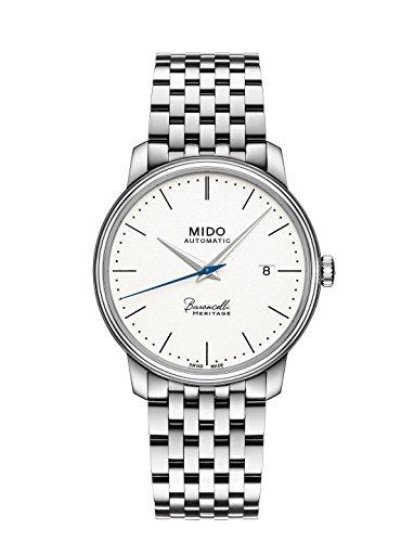 Mido Herren Digital Automatik Uhr mit Edelstahl Armband M0274071101000