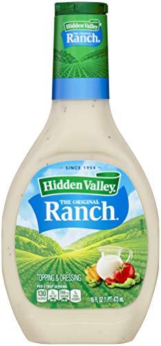 Hidden Valley Original Ranch Dressing, 16 Fluid Ounces
