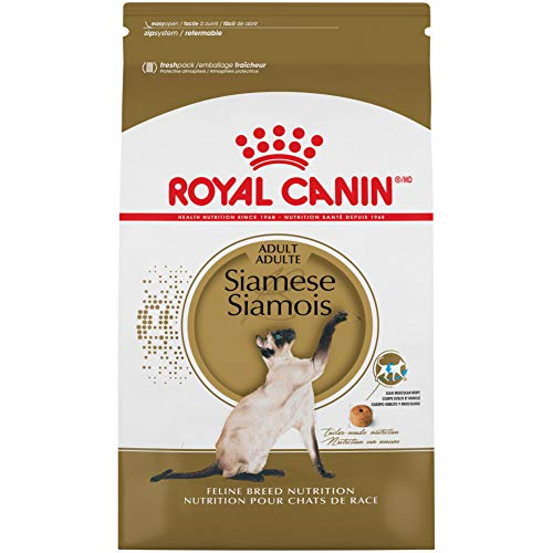 Royal Canin Siamese Breed Adult Dry Cat Food