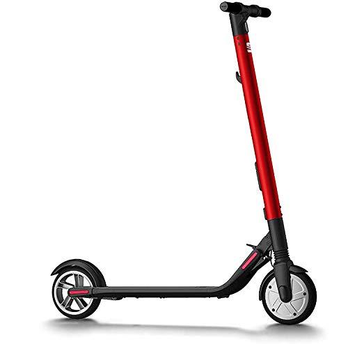 SEAT EXS KickScooter - Patinete eléctrico 25km/h, 12,5kg, 300W, luces...
