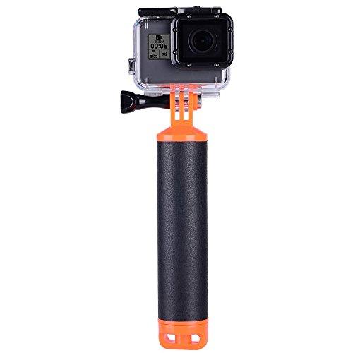 Suptig Impugnatura Galleggiante Handler Floating Hand Grip Compatibile For Gopro Hero 7 Hero 6 Hero 5 Hero 4 Hero 3 APEMAN Campark Crosstour Action Cam