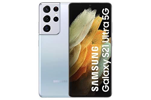 Samsung Smartphone Galaxy S21 Ultra 5G de 512 GB con Sistema...