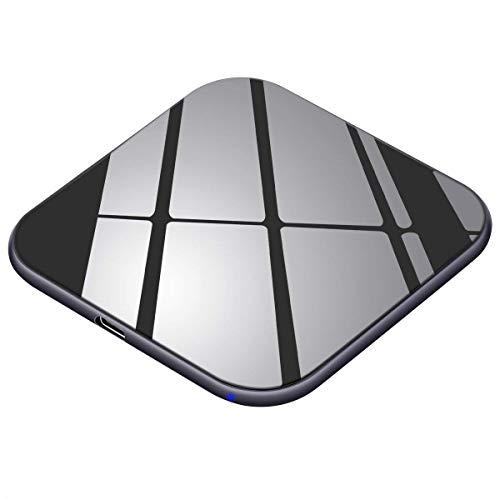 Te-Rich Caricatore Wireless 15W Caricabatterie...