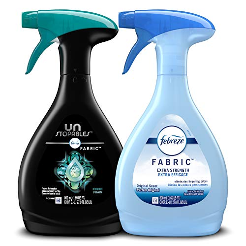 Febreze Fabric Refresher, Odor Eliminator Extra...