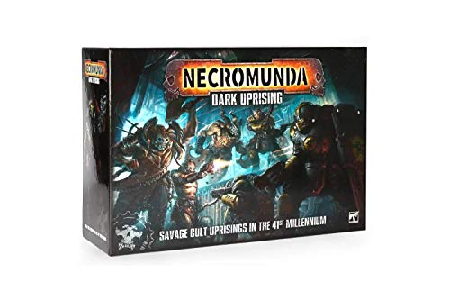 Games Workshop Necromunda - Dark Uprising