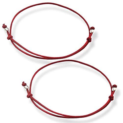Braccialetto filo rosso del destino (2)