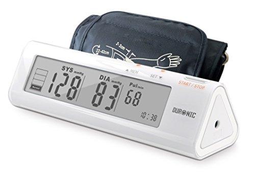 Duronic BPM450 Misuratore di pressione sanguigna da braccio automatico manicotto 22-42 cm...