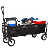 """MacSports Xtender Collapsible Folding Outdoor Utility Wagon 