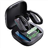 Judneer Écouteur Bluetooth, Casque Bluetooth 5.1 Sport Écouteurs sans Fil, 3D...