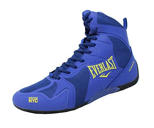 Everlast P00001078 - Zapatillas de boxeo unisex para adultos, color Azul, talla 39 EU