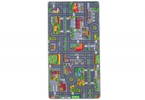 Meubinex 52020371 Spielteppich, 100 cm x 165 cm ,Motiv Sortiert
