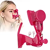 ZJchao Nose Up Lifting Shaping Clip Electric,Vibrating Massager Nose Shaping Bridge Shaper Lifter Beauty Tool