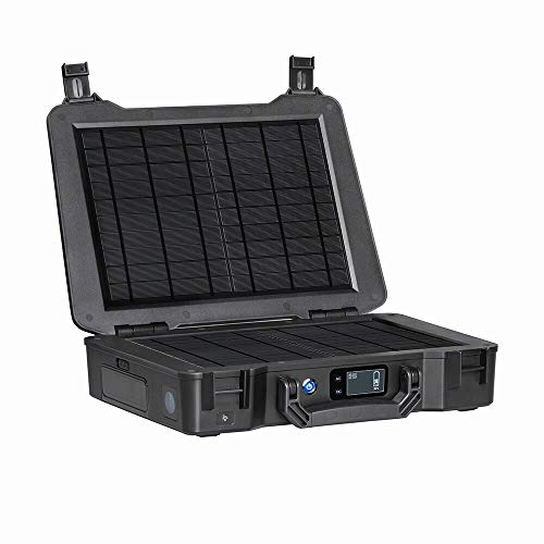 Renogy Phoenix 246.24Wh/150W Portable Generator All-in-one Kit with 20W Built-in Solar...
