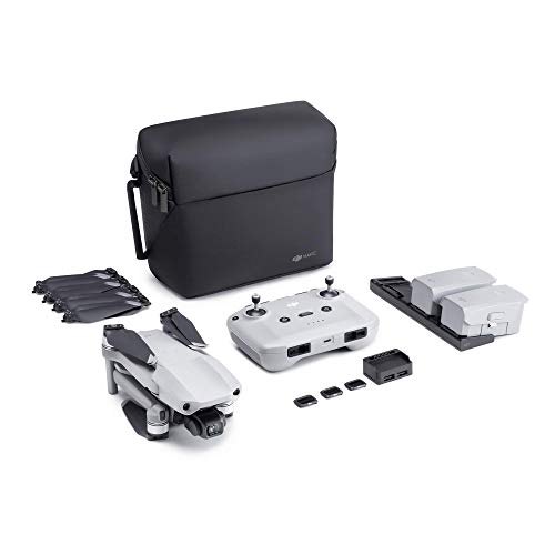 DJI Mavic Air 2 Fly More Combo Drone Quadcopter UAV con Telecamera 48MP 4K, Video 1/2', Sensore...