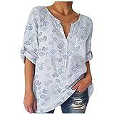 wyzesi t Shirt Sport Homme Chemise Blanche Enfant Fille t-Shirt Femme Coton Blanc t-Shirt Femme Court au Ventre Top Femme Dentelle Blanc Bleu XL