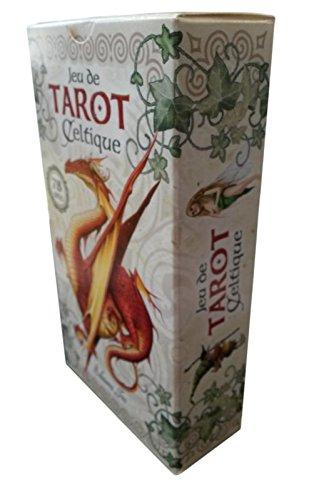 Juego de tarjeta del tarot celta