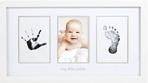 Pearhead Baby Prints Newborn Handprint and Footprint Photo...