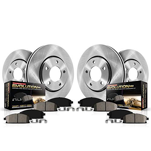 Autospecialty KOE1042 1-Click OE Replacement Brake Kit