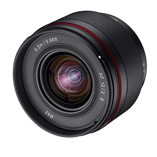 Samyang 12mm F2.0 - Festbrennweite mit Autofokus