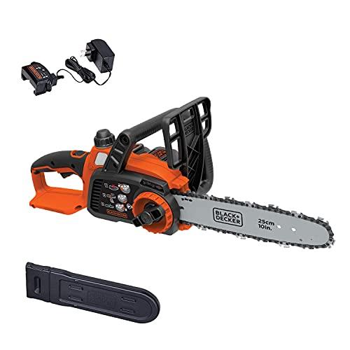 BLACK+DECKER LCS1020 Chainsaw