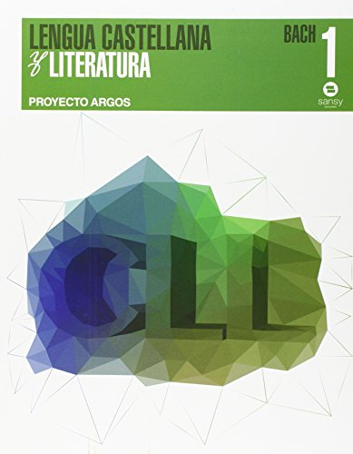 Lengua y literatura NB1 (Argos) - 9788415721208