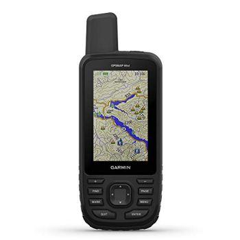 "Garmin GPSMAP 66st, Handheld Hiking GPS with 3"" Color Display, Topo Maps And GPS/GLONASS/GALILEO Support (010-01918-10)"