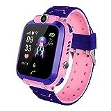 Montre Intelligente Enfants Smart Watch Phone 1.44'Touch GPS Traqueur...