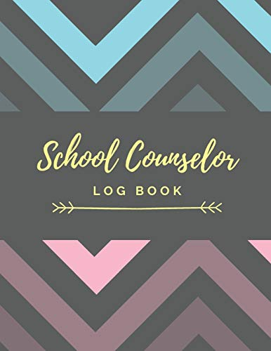 School Counselor Log Book: Simple counselling Student Daily...