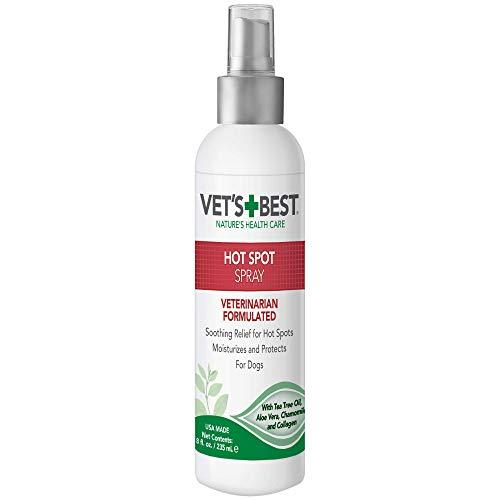 Vet's Best Dog Hot Spot Itch Relief Spray  ...