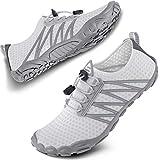 SEEKWAY Water Shoes Men Women Adult Quick-Dry Aqua Sock Barefoot for Beach Swim River Pool Lake...