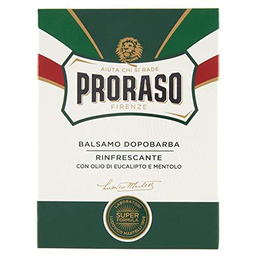 Proraso Balsamo Dopobarba Verde Rinfrescante, 100 ml