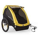 Burley Design Bee Bike Trailer, Yellow (Renewed)