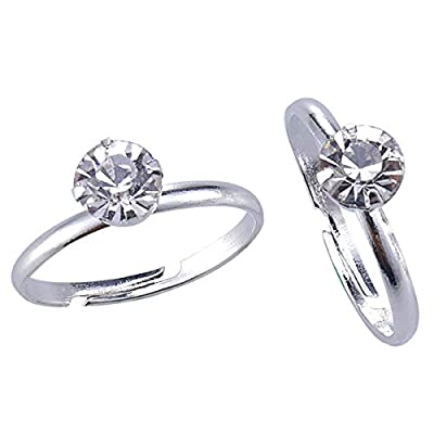 Want to add an elegant shine to your table decorations? these fake silver diamond rings may be exactly what you need, they are very light in weight and glossy surface, and can be applied as good ornaments to add sparkle and shine for your special eve...
