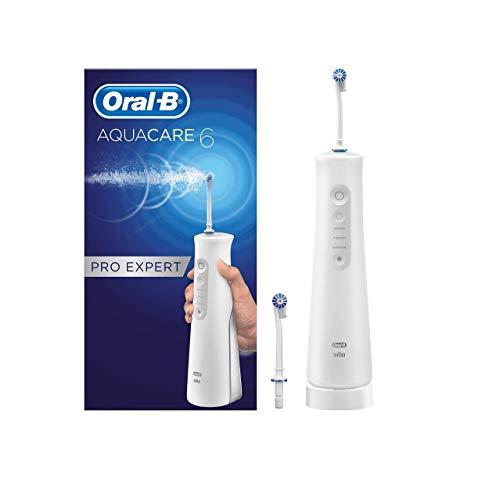 Oral-B Aquacare Pro-Expert 6 Hydropulseur Avec Technologie Oxyjet
