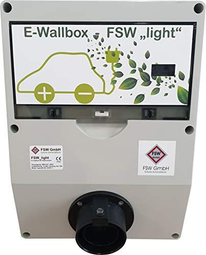 FSW E-Wallbox Light, 11kW, 16A, Tipo 2