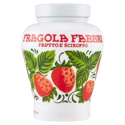 Fabbri Strawberries 600 grams