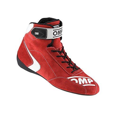 OMP OMPIC/80206139 Zapatillas, Rojo, Talla 39