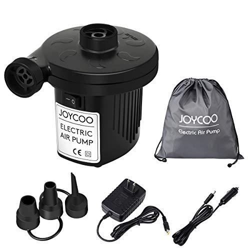 Joycoo Electric Air Pump Air Mattress Pump Airbed Pump...