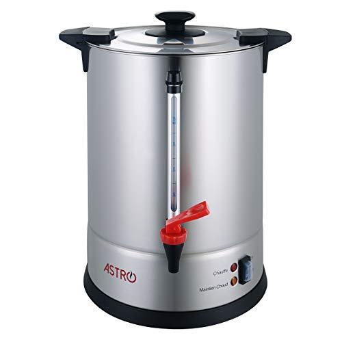 Astro Percolateur à Café 5L - 45 Tasses - Filtre Inox Permanent