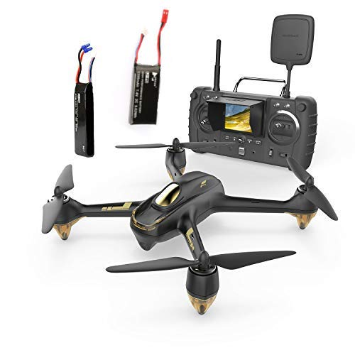 Hubsan H501S X4 PRO Brushless FPV Droni Quadricotteri GPS Fotocamera 1080P HD 5.8Ghz con Telecomando High Edition (H501S...