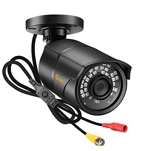 Anlapus 1080P Telecamera per Sorveglianza Esterna 30m Visione Notturna