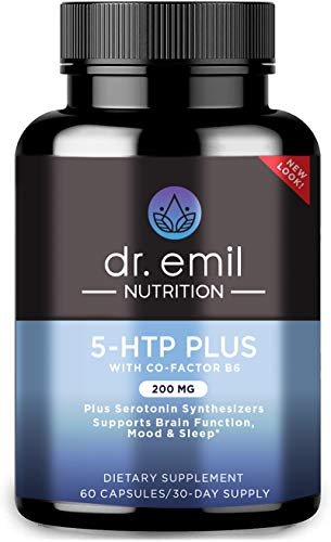 Dr. Emil Nutrition 200 MG 5-HTP Plus Serotonin Synthesizers...