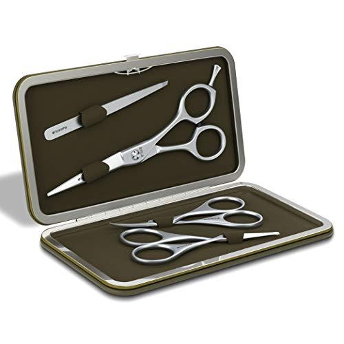 Suvorna Premium Beard and Mustache Scissors...