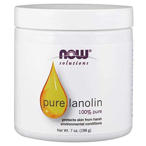 Now Foods Lanolina 100% puro 200 g