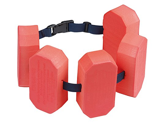 Beco Cintura da Nuoto per Bambini Colore: Rosso
