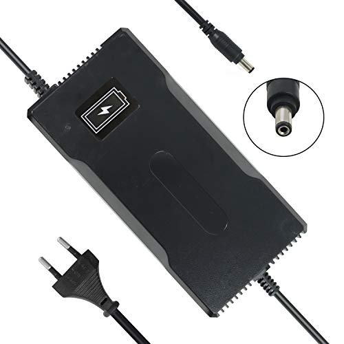 YZPOWER 54.6V 4A Cargador de batería para Patinete electrico,...