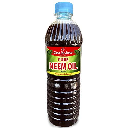 Casa De Amor Essential Pure Neem Oil 500 ml