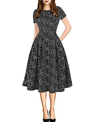 Dress Material: 65% Cotton and 35% Polyester dress for women womens dresses summer plus size office clothing for women coctail dress women wedding summer dresses below the knee dresses for women flattering dresses for curvy women women suits for work...