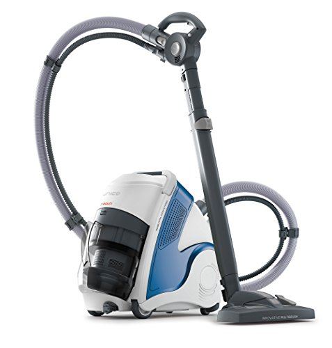 Polti MCV80 Unico Total Clean & Turbo - Aspirapolvere Multifunzione 3 in 1, Aspira, Igienizza e...